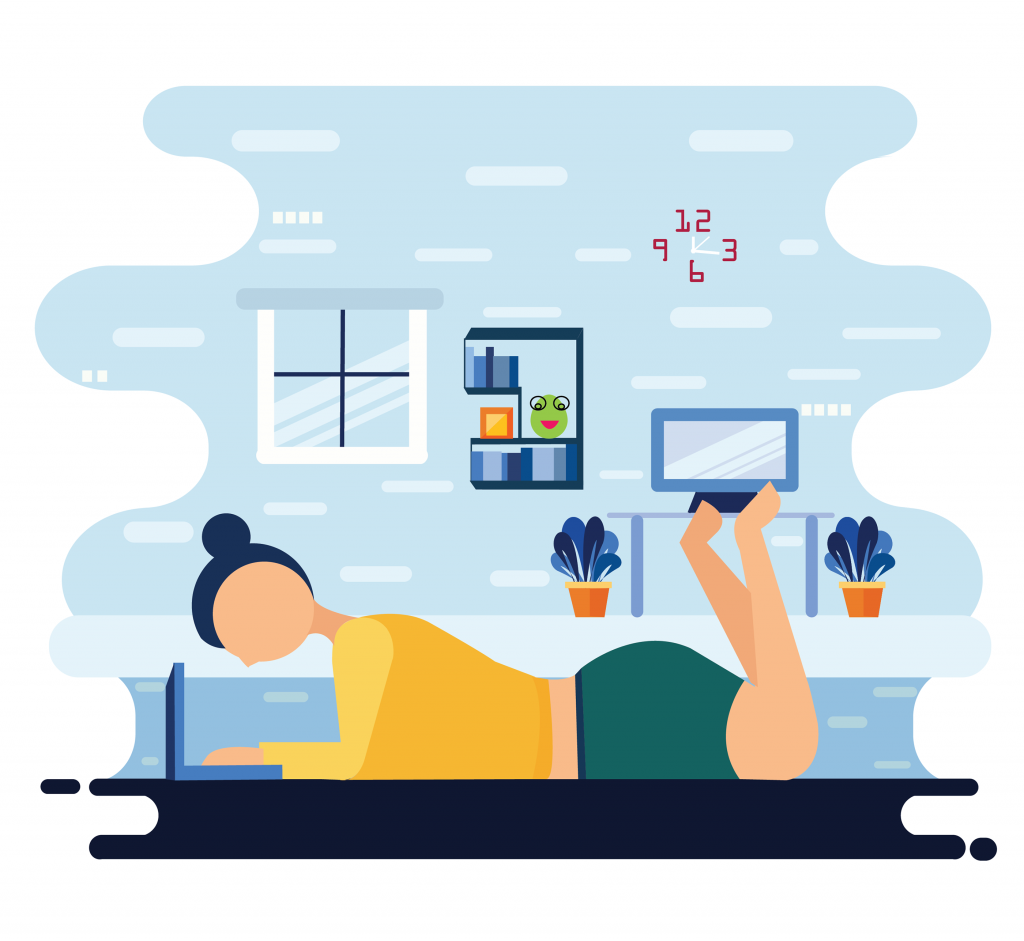 Smart home considerations for working at home